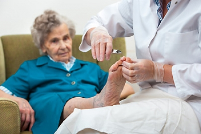 Common Foot Issues Affecting Seniors