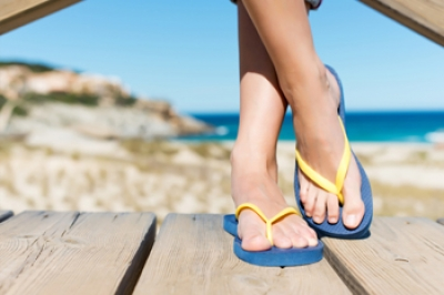 Flip-Flops May Not Be the Best Summer Shoes