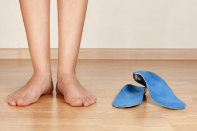 Are Flat Feet Considered to be a Serious Condition?