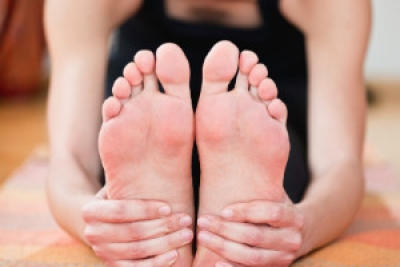 Stretching Helps the Feet Before Exercise