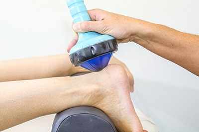 There Are Two Types of Shockwave Therapy